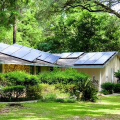 17.3 kW Roof Mounted PV System in Jacksonville, FL