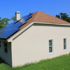 10 kW Roof Mounted PV System in Orlando, FL