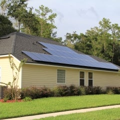 6.5 kW Roof Mounted PV System in Gainesville, FL