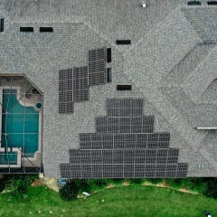 15.4 kW Roof Mounted PV System in Gainesville, FL