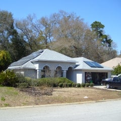 7 kW Roof Mounted PV System in Jacksonville, FL