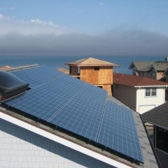 8 kW solar system in Capitola, CA