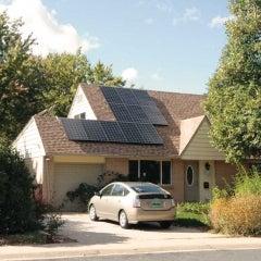 3 kW solar system in Boulder, CO