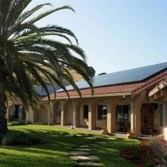 15.3 kW solar installation in San Rafael, CA
