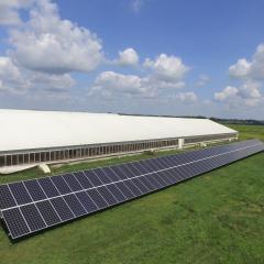 Agricultural Solar Arrays