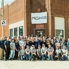 The Moxie Solar Team