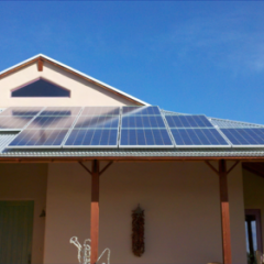 Merril Roof Mounted System (8.1 kW)