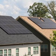 Neighbors going solar