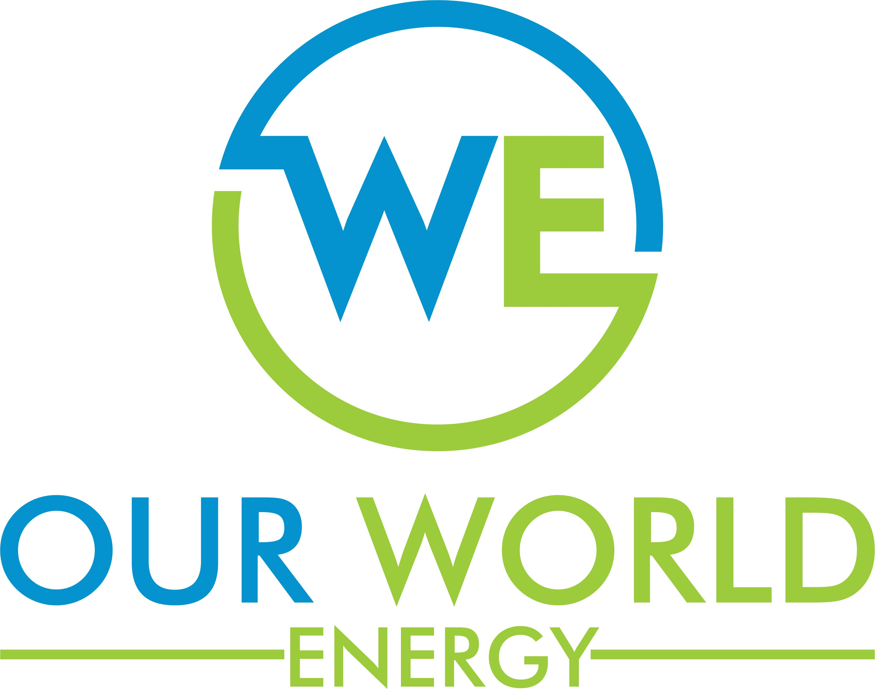 Our World Energy