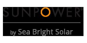 SunPower by Sea Bright Solar (CA) logo