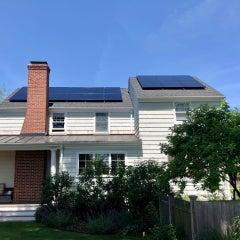 12.95 kW, 350W SunPower Panels