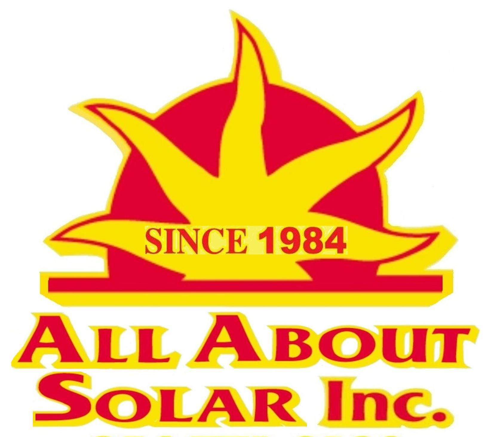 All About Solar, Inc logo
