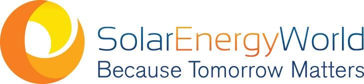 Solar Energy World logo