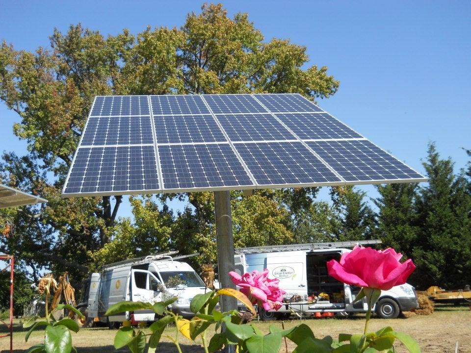 Solar Energy World Customer