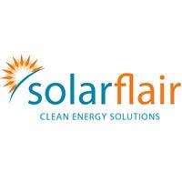 SolarFlair Energy's company logo