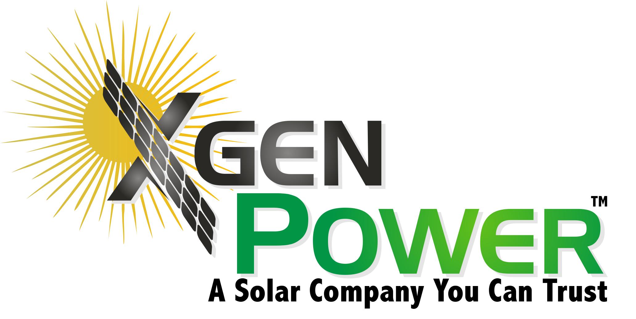 Xgen Power logo