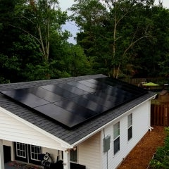 13kW SunPower PV System in Florence, SC