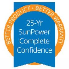 SunPower 25 Year Comprehensive Warranty