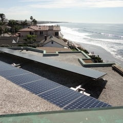 Solar power with a view