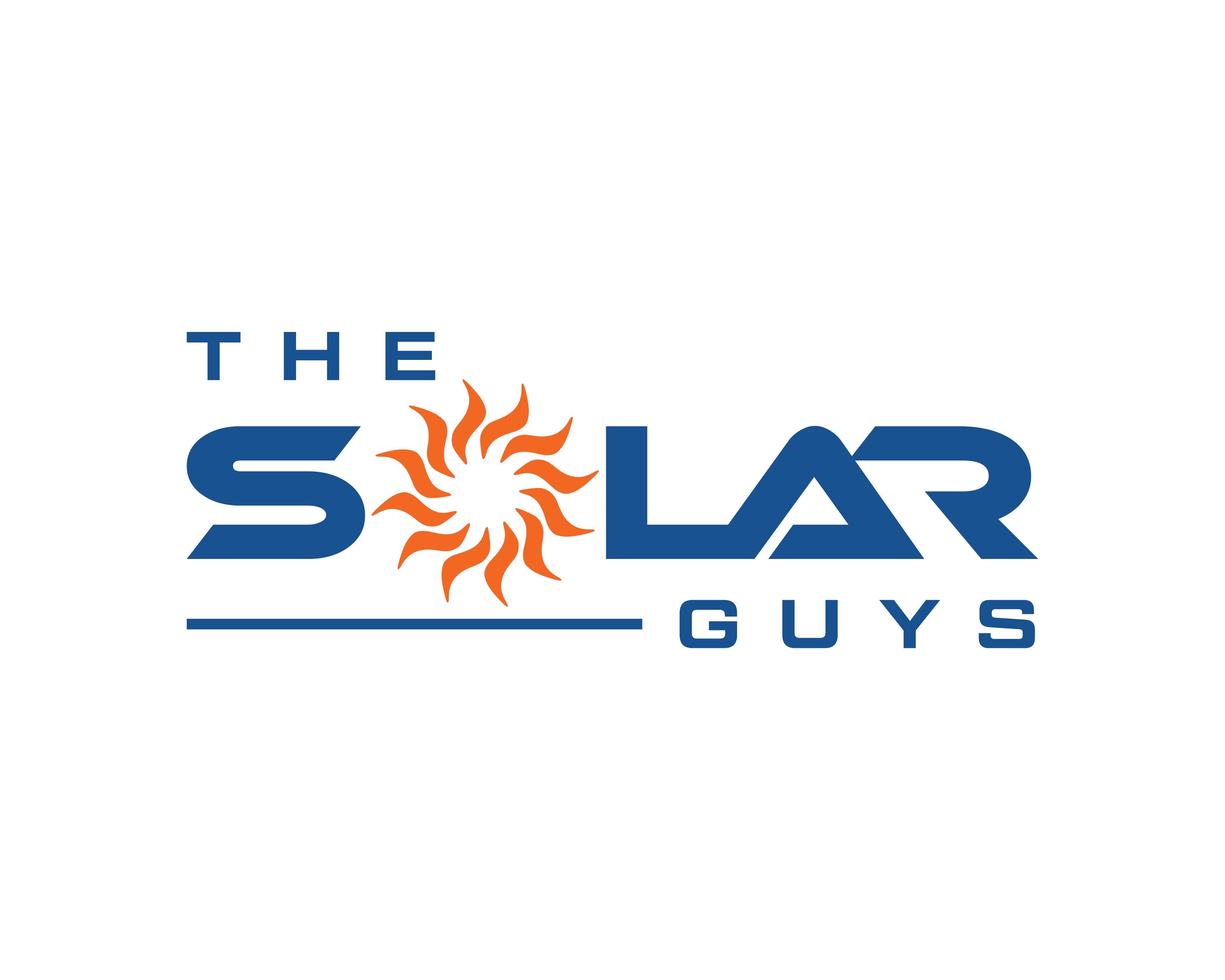The Solar Guys logo