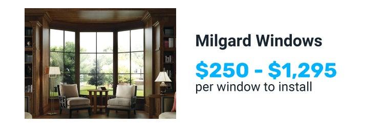 Milgard windows price