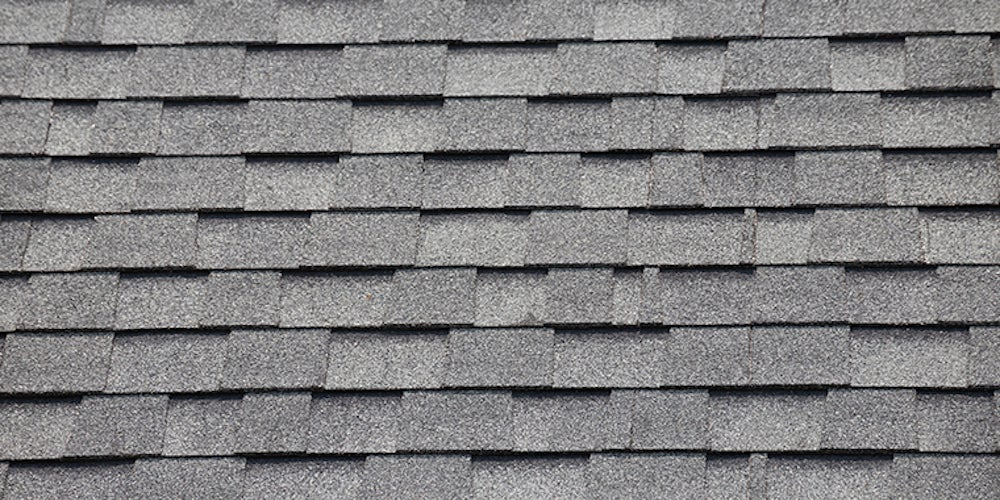 Set of architectural shingles
