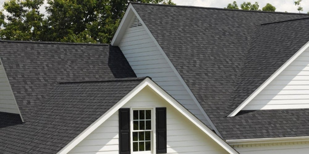 CertainTeed shingles on a residential roof
