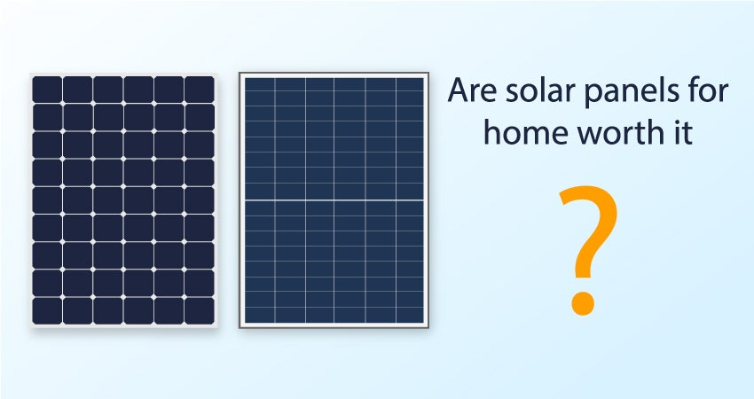 are solar panels for your home worth it in 2019?how many solar panels are needed to power a house?