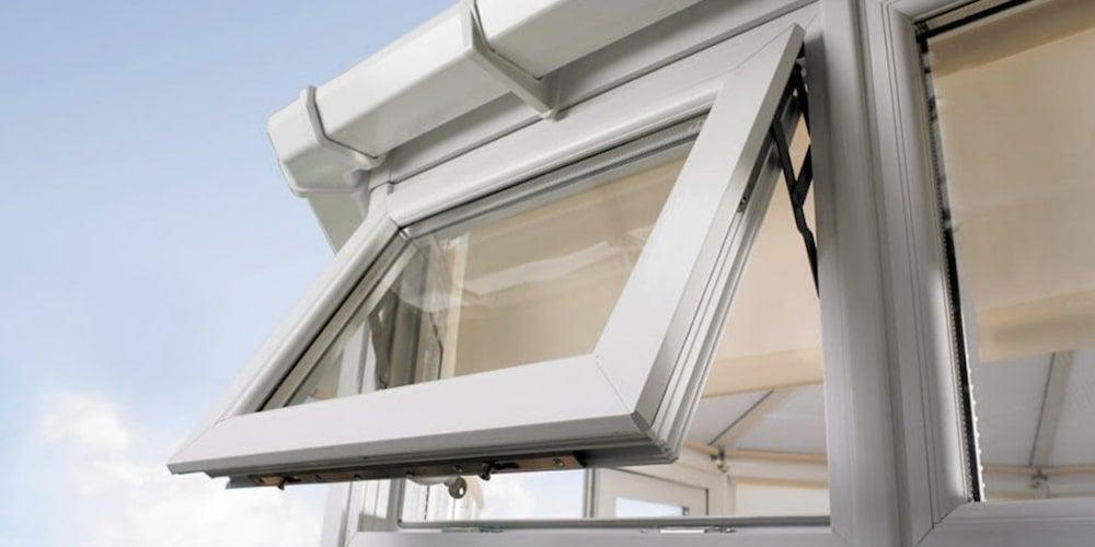 Open awning window
