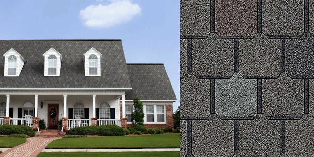 Berkshire shingles on a residential home
