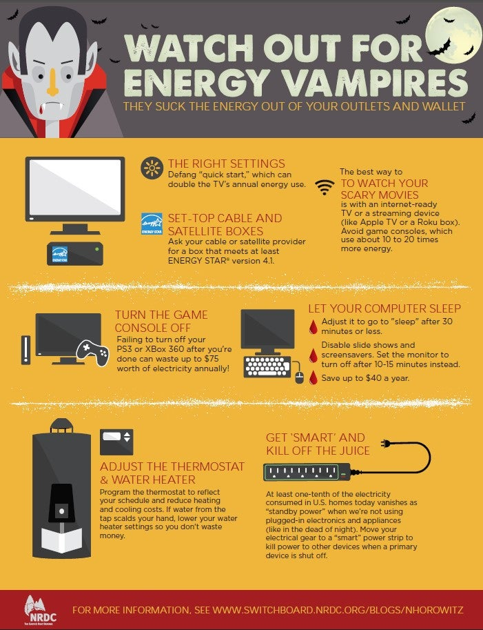 electric vampires