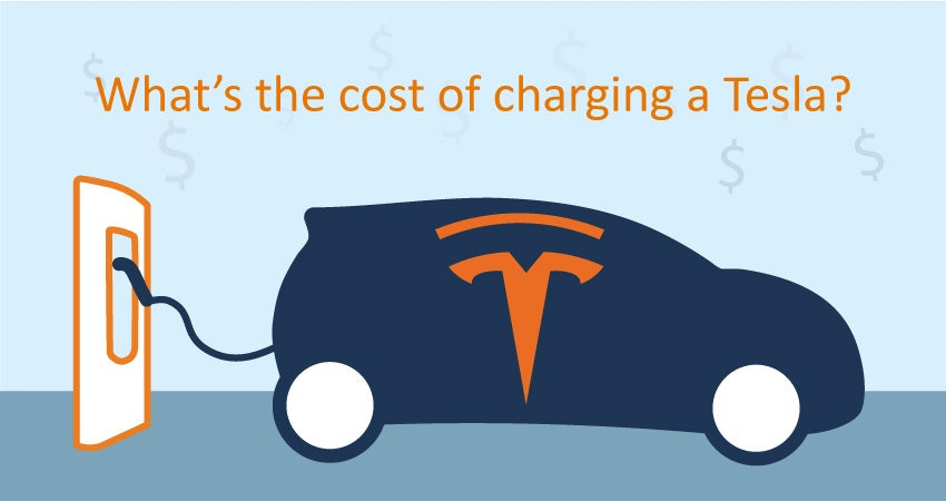 The Cost Of Charging A Tesla And How It Compares To Gas Vehicles