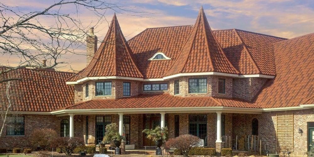 DECRA Villa Tile on a residential home