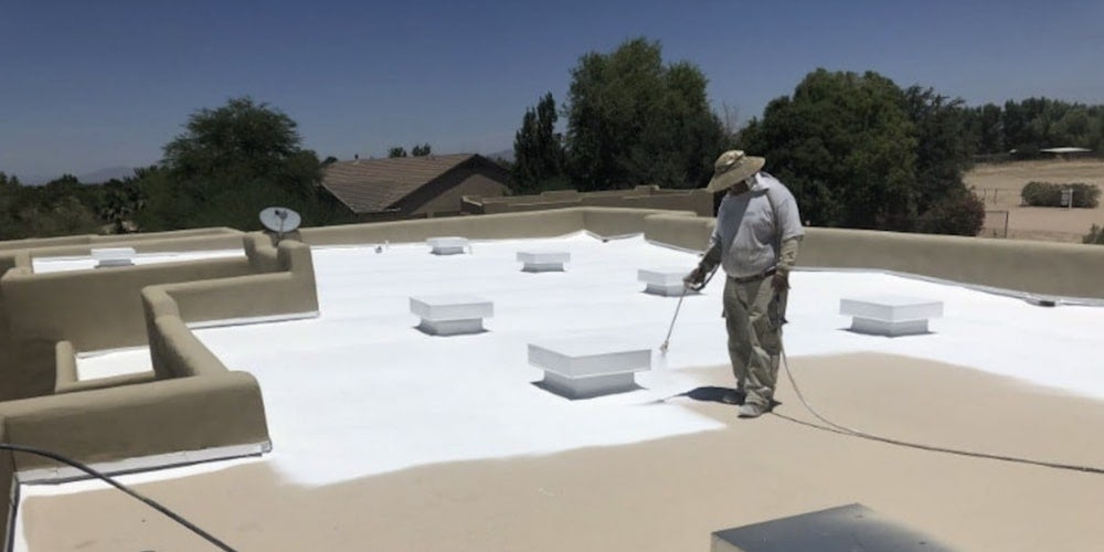 Roofing installation and maintenance