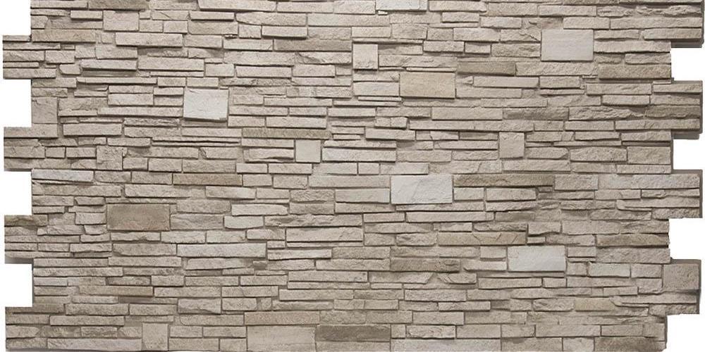 Veneer panel stone siding