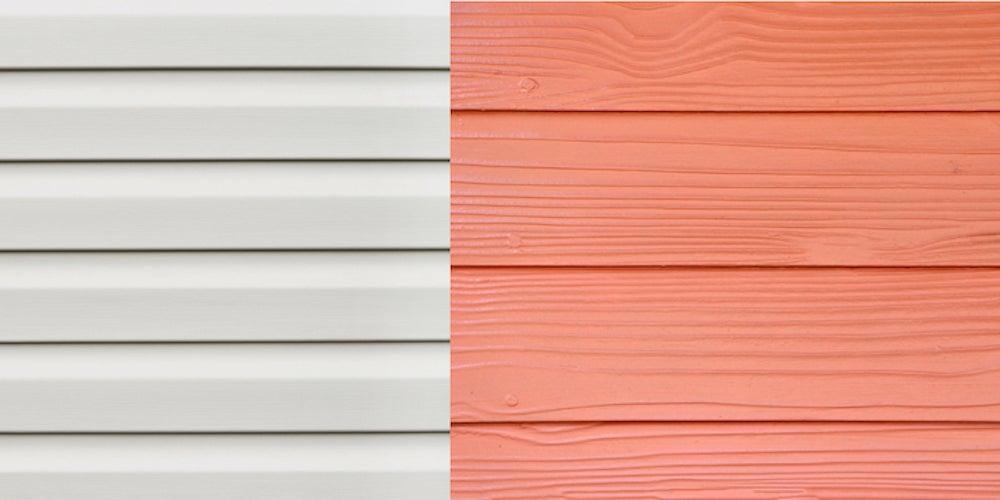 Hardiplank compared to vinyl siding
