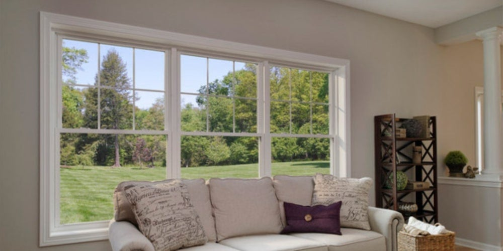 Harvey Slimline windows