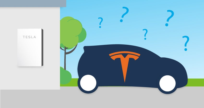 Tesla prices for solar panels, home batteries & cars vs  the