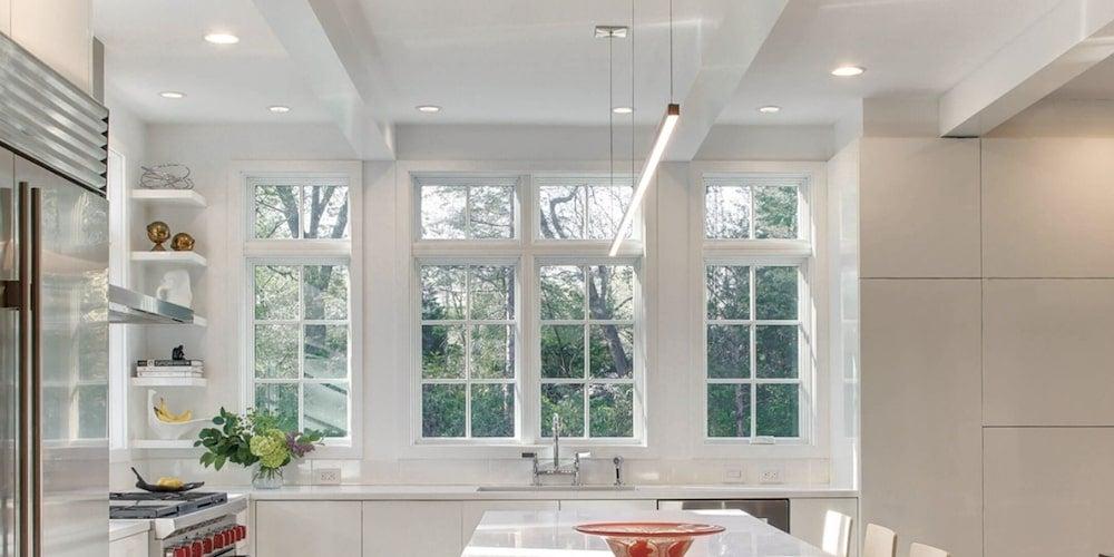 Marvin Elevate casement narrow frame window