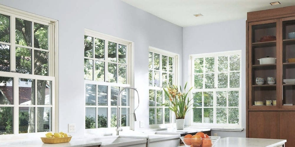 Marvin wood window