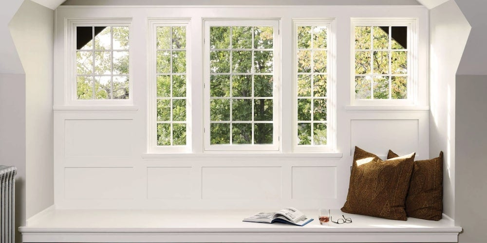 Marvin Ultimate casement push out windows