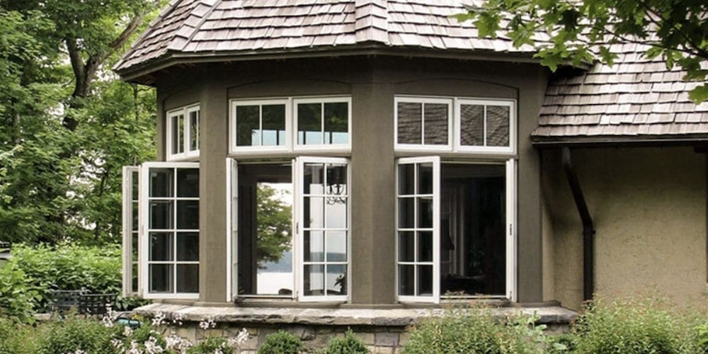 Marvin Ultimate French casement windows