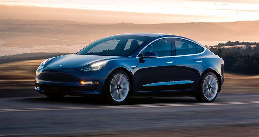 Tesla-Model 3
