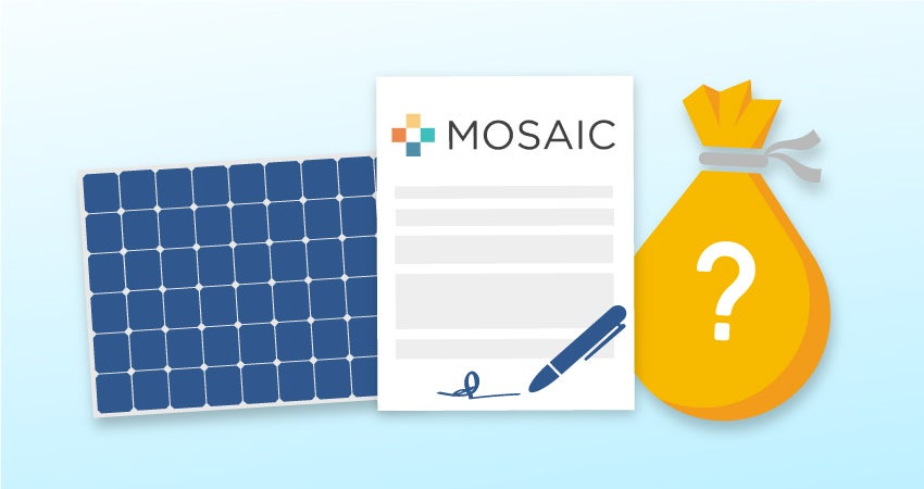Is a Mosaic solar loan the best option to finance solar panels in 2019