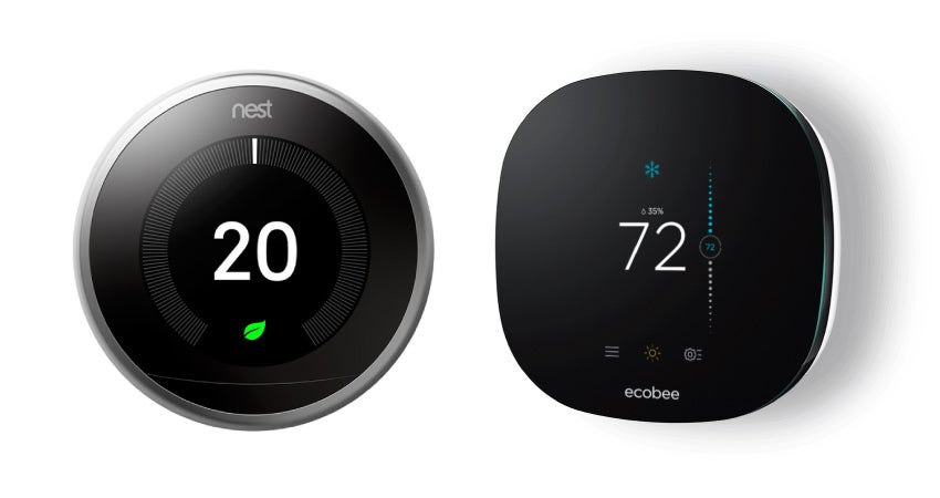 Ecobee Vs  Nest  Which Smart Thermostat Offers The Best