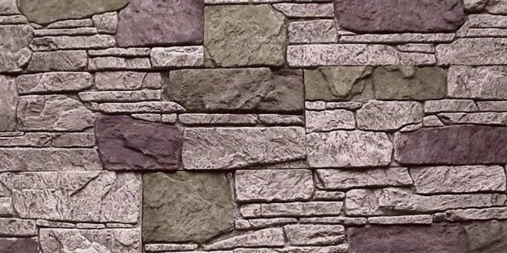 Ployurethane stone veneer siding