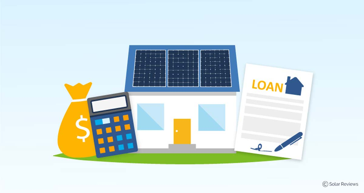 is a solar loan right for you