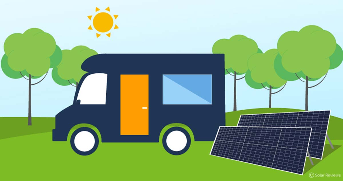 Why Portable Solar Panels Are Great For Rvs And Camping