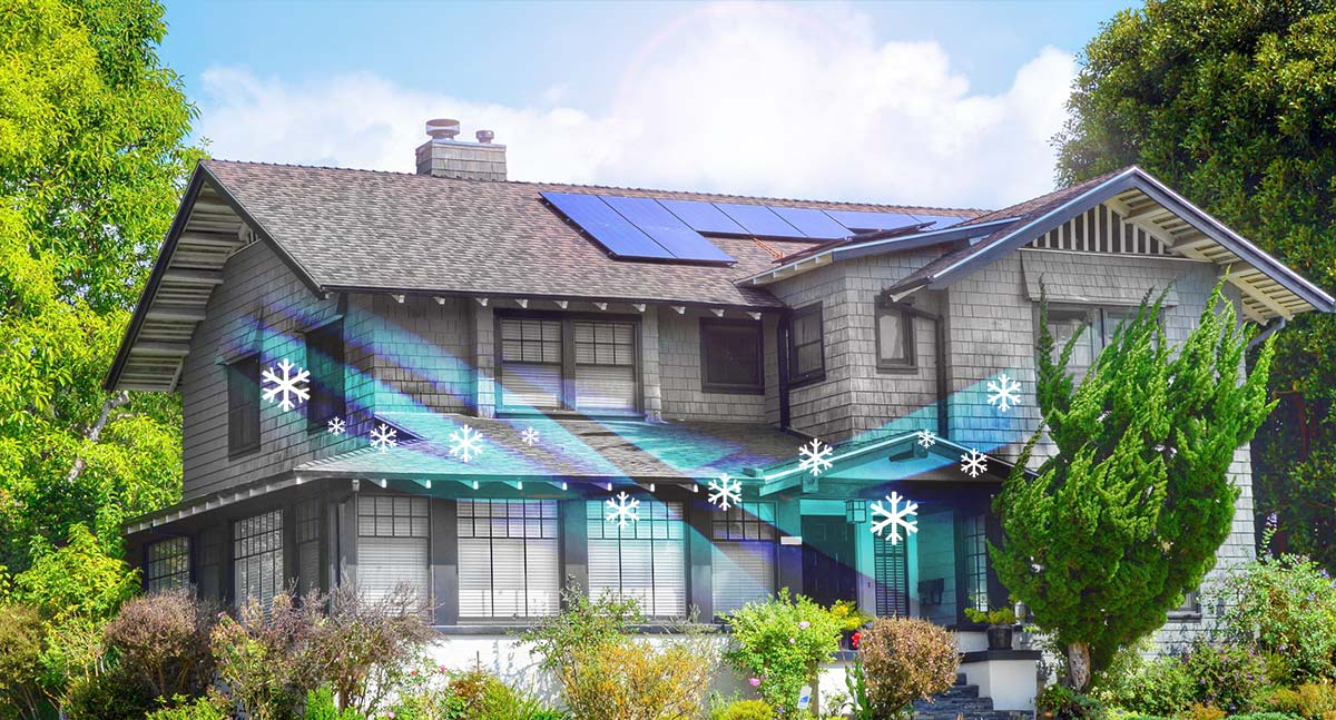Solar power can provide all the energy that's needed to cool ...
