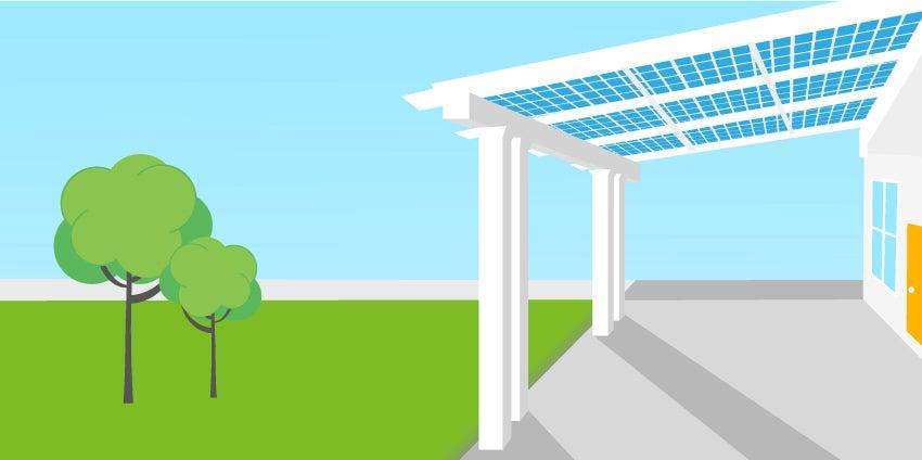 Solar pergolas, gazebos & patio covers: A quick guide